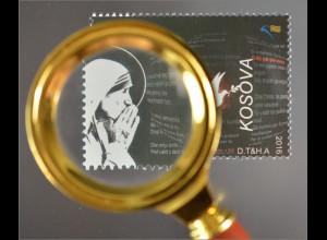 Kosovo 2016 Nr. 349 Heiligsprechung Mutter Teresa Religion Kirche Heilige