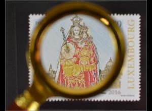 Luxemburg 2016 Michel Nr. 2099 Heilige Maria Schirmherrin der Stadt Luxemburg