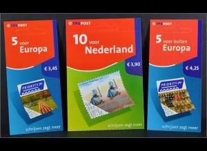 Niederlande 2006 Michel Nr. 2370-89 Niederlande mit den Augen von Künstlern