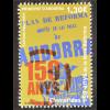Andorra spanisch 2016 Michel Nr. 443 150. Jahrestag der neuen Reform von 1866