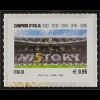 Italien Italy 2016 Michel Nr. 3916 Fußballmeisterschaft Juventus Turin in Folge