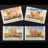 Australien Schafe Merino-Schaf Poll-Dorset-Schaf Polwarth-Schaf Corriedale-Schaf