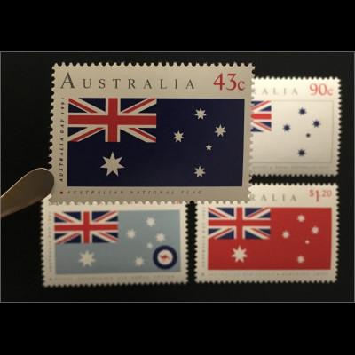 Australien 10. Januar Nationalfeiertag Staatsflagge Flagge der Kriegsmarine