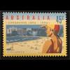 Briefmarken Königl. Australische Lebensrettungsgesellschaft Rettungsschwimmerin