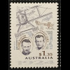 Briefmarken Australien Flugpioniere Lawrence Hargrave Ross und Keith Smith
