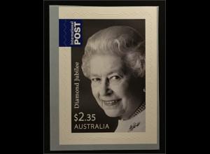 Australien 2012 Michel Nr. 3720 60. Thronjubiläum von Königin Elisabeth II.