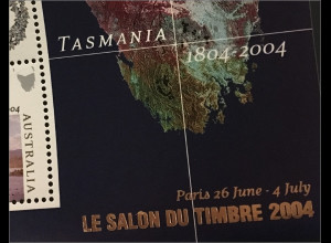 Australien 2004 Michel Nr. Block 52 I Internationaler Briefmarkensalon Paris