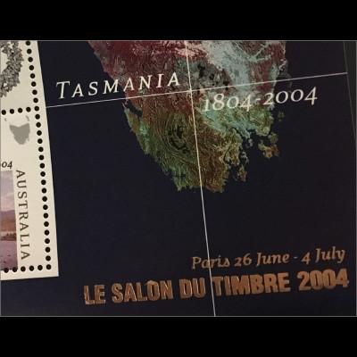 Australien 2004 Michel Nr. Block 52 I Internationaler Briefmarkensalon Paris