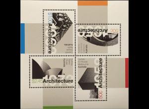 Australien 2007 Michel Nr. Block 71 Moderne Architektur