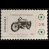 Briefmarken Lincoln 1923 Lokomotive 129 1889 Willys Lastwagen Cleveland-Motorrad