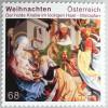 Österreich 2016 Michel Nr. 3305 Weihnachten Altarbild Der holde Knabe Mariapfarr