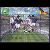 Montenegro 2006 Block 4 Fußball Weltmeisterschaft Deutschland