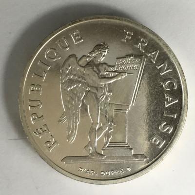 Frankreich 100 Francs 1989 Piedford Französische Revolution