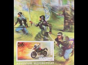 Bulgarien 2016 Block 423 Motorräder Adventures Motorcycles Suzuki V-Strom 1000