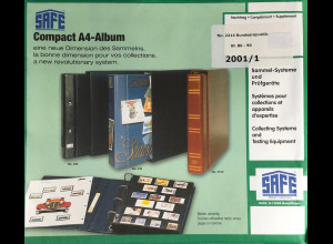 Bundesrepublik Deutschland Safe dual Nachtrag 2001/1 1.Teil