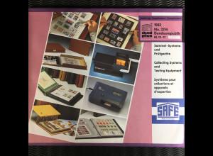 Safe dual plus Nachtrag Bundesrepublik Deutschland Jahrgang 1992 komplett