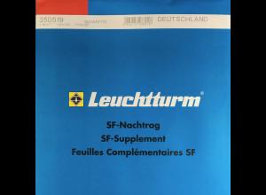 Leuchtturm SF Nachtrag Bundesrepublik Deutschland vom Jahr 2015