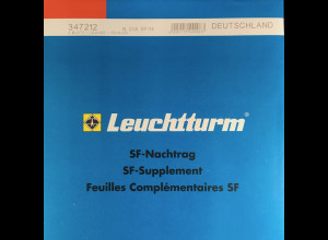 Leuchtturm SF Nachtrag Bundesrepublik Deutschland vom Jahr 2014