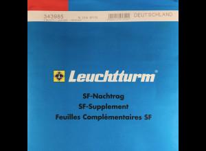 Leuchtturm SF Nachtrag Bundesrepublik Deutschland vom Jahr 2012