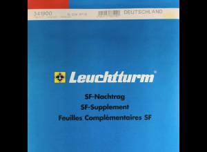 Leuchtturm SF Nachtrag Bundesrepublik Deutschland vom Jahr 2011