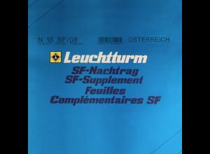 Leuchtturm SF Nachtrag Österreich vom Jahr 2008