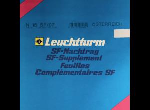 Leuchtturm SF Nachtrag Österreich vom Jahr 2007
