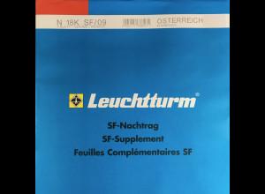 Leuchtturm SF Nachtrag Österreich Kleinbogen vom Jahr 2009