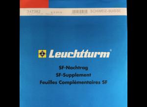 Leuchtturm SF Nachtrag Schweiz Suisse vom Jahr 2014