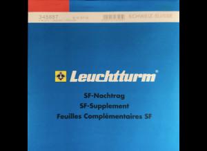 Leuchtturm SF Nachtrag Schweiz Suisse vom Jahr 2013