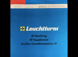 Leuchtturm SF Nachtrag Schweiz Suisse vom Jahr 2012