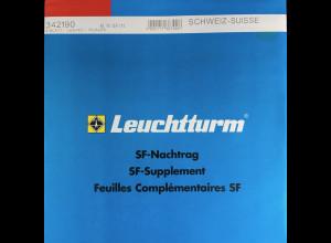 Leuchtturm SF Nachtrag Schweiz Suisse vom Jahr 2011