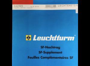 Leuchtturm SF Nachtrag Liechtenstein vom Jahr 2011