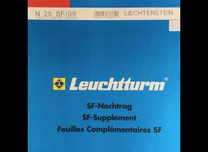 Leuchtturm SF Nachtrag Liechtenstein vom Jahr 2009