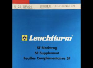 Leuchtturm SF Nachtrag Liechtenstein vom Jahr 2004
