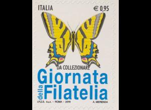 Italien Italy 2016 Michel Nr 3948 Tag der Philatelie Südlicher Schwalbenschwanz