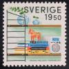 Schweden Sverige 2017 Nr. 3158 Retro Modewelle Inhalt rückwärts orientiert