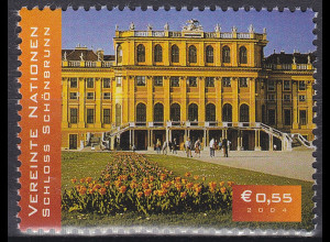 Vereinte Nationen UN UNO Wien 2004 Nr. 410 UNESCO Welterbe in Österreich