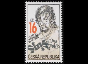 Tschechische Republik 2017 Michel Nr. 911 Tradition Briefmarkengestaltung