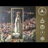 Luxemburg 2017 Block 37 100. Jahrestag der Marienerscheinung von Fátima Maria