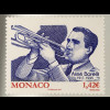 Monako Monaco 2017 Michel Nr. 3326 100. Geburtstag von Aimé Barelli Musik Jazz