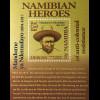 Namibia 2017 Block 93 Namibia´s Helden Namibian Heroes Mandume yaNdemefayo