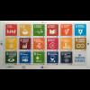 Vereinte Nationen UN UNO Genf 2016 Nr. 973-89 Ziele für nachhaltige Entwicklung
