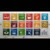 Ver. Nationen UN UNO New York 2016 Nr. 1565-81 Ziele für nachhaltige Entwicklung
