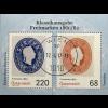 Österreich 2017 Block 94 Klassische Briefmarken Freimarken von 1860/62