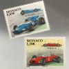 Monako Monaco 2017 Michel Nr. 3327-28 Historische Rennwagen Motorsport