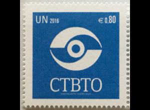 Verei. Nationen UNO Wien 2017 Nr. 937 20 J. CTBTO Art for the Nuclear Test Ban