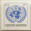 Ver. Nationen UN UNO New York 2017 Neuheit Jahr des Hahns Year of the Rooster