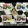 Monako Monaco 2017 Block 121 75. Großer Preis von Monaco Motorsport Rennsport