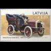 Lettland Latvia 2017 Michel Nr. 1017 Motormuseum Riga Oldtimer Automobil Verkehr