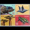 Vereinte Nationen UN UNO Genf 2017 Nr. 1004-07 Gefährdete Arten Tierschutz Fauna